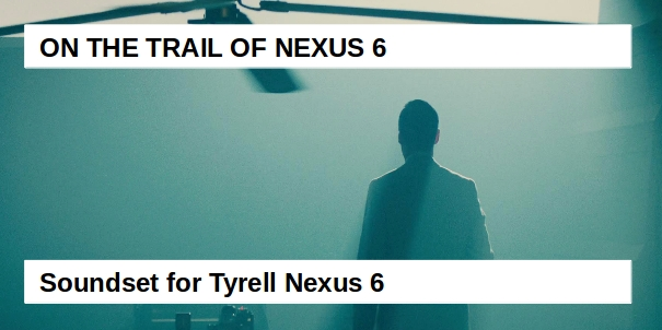 ON THE TRAIL OF NEXUS 6 image